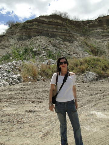 Fabiana Nunes, paleontóloga