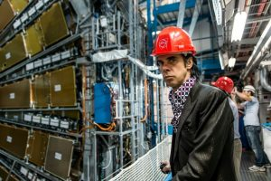 NickCave at CERN