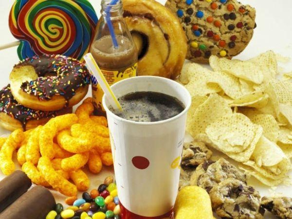 Alimentos ultraprocessados são os preferidos de muitos jovens
