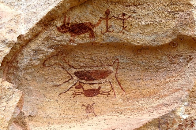 Imagem de Reprodução: Serra da Capivara