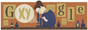 google-logo-nettie-stevens-155th-birthday-800x281