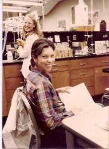 No doutorado em Illinois em 1984