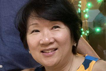Profª Drª Tania Ueda-Nakamura. Arquivo pessoal.