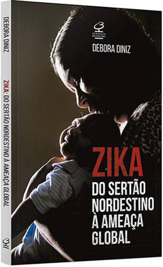 "Caoa do livro ""Zika: Do Sertão Nordestino à Ameaça Global"""