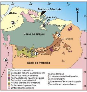 >O Maranhão no tempo dos dinossauros