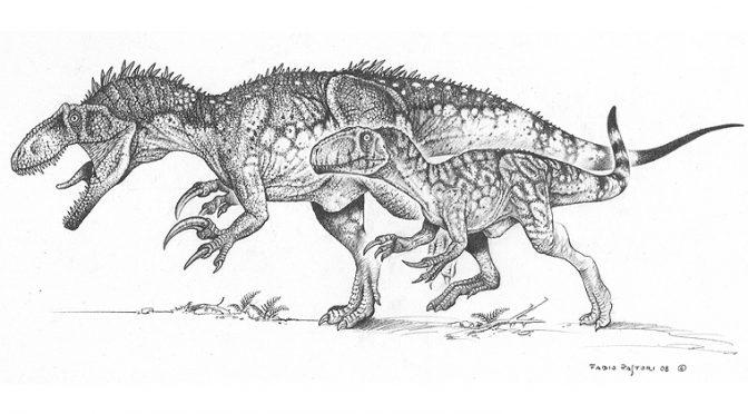 Um Novo Tipo de Predador do Período Cretáceo brasileiro