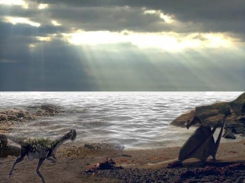 A Paleontologia brasileira no cinema