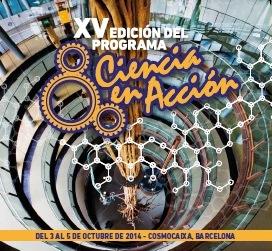 """Prêmio """"Ciencia en Acción 2014"""""""