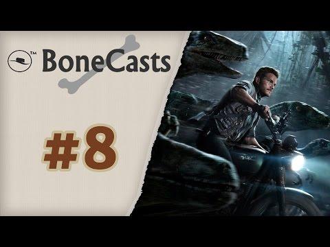 BoneCast #8 – Review de Jurassic World