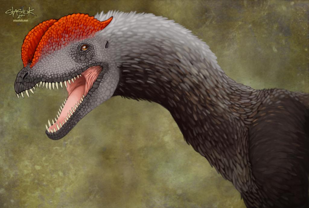dilophosaurus_by_stasiuk-d4r0ih2