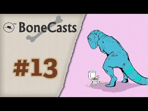 BoneCast #13 – Urólito: Xixi de Dinossauro