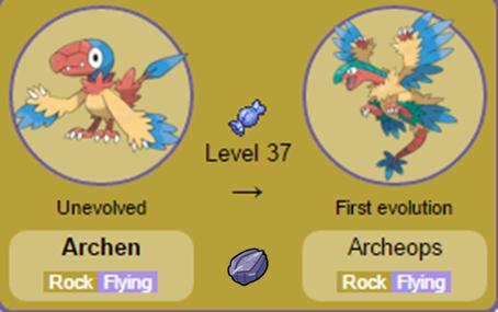 Archen e Archeops