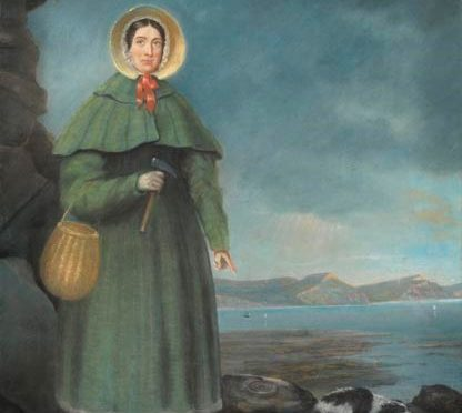 She sells seashells on the seashore – Mary Anning, a Colecionadora de Ossos