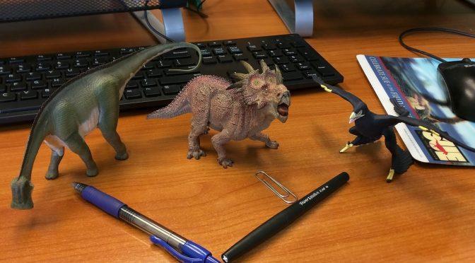 Discutindo a nova filogenia dos dinossauros