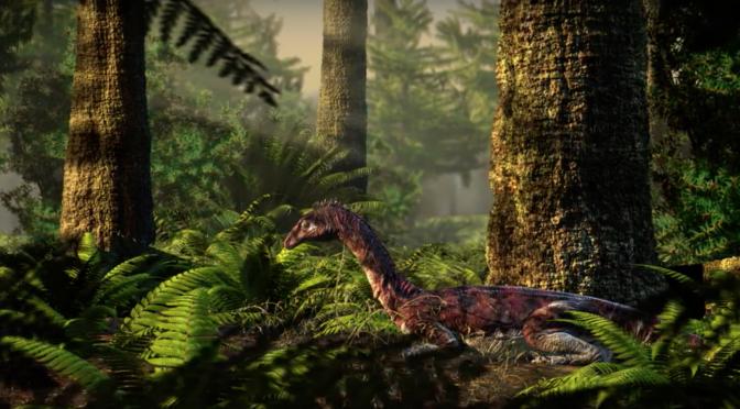 Cabeça de predador: dinossauro brasileiro ajuda a compreender a evolução do grupo