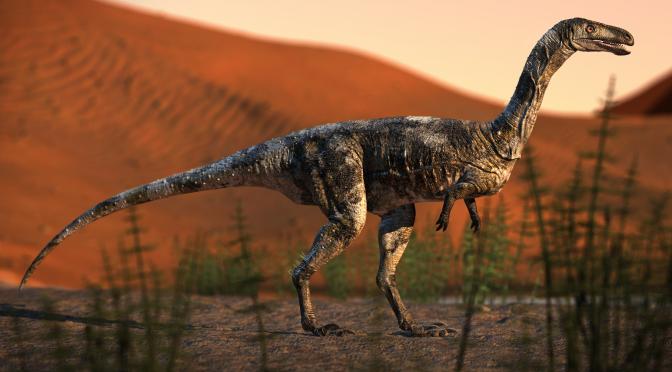 Vespersaurus: Um novo dino brasileiro