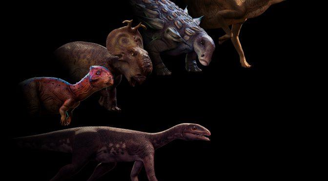 Novidades sobre as relações evolutivas dos dinossauros