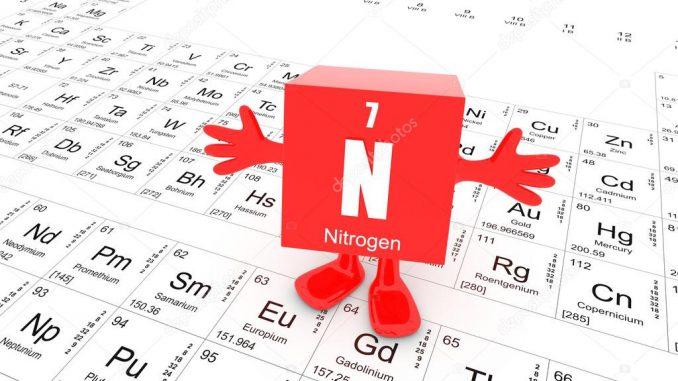 nitrogênio perdido
