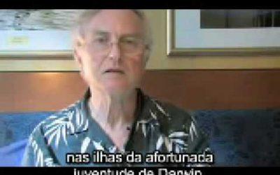O conto do jabuti gigante e do lagarto, por Richard Dawkins