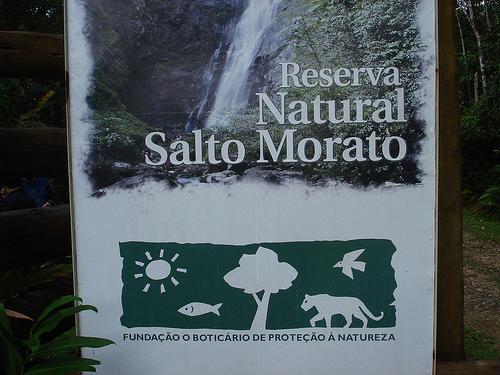 RPPN Salto Morato – Fundação O Boticário