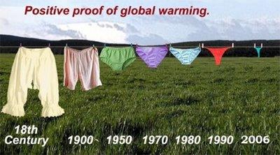 """""""Mudanças climáticas"""" ou """"Aquecimento global""""?"""