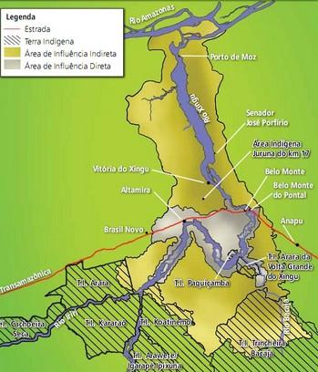 Sobre Belo Monte e hidreletricidade