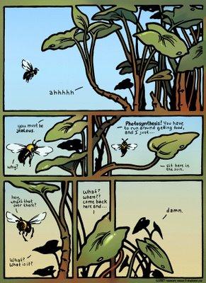 Vantagens e desvantagens de ser uma planta