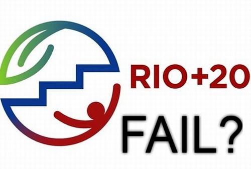 Rio+20: fracasso?