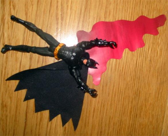 Batman, energia limpa e eficiência energética