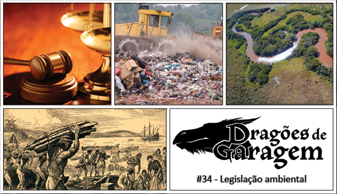Legislação ambiental, a esquecida
