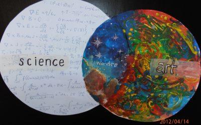 Quando a ciência e arte se misturam