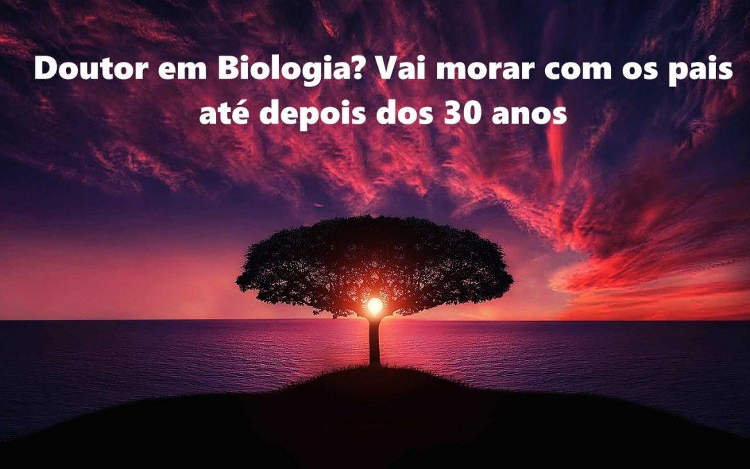 Quer fazer doutorado em áreas biológicas? Leia antes esse texto