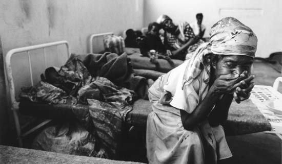 Angola © Atsushi Shibuya/MSF 2001