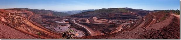 A mina mais produtiva da Vale se esgota em 2037 (floresta4)