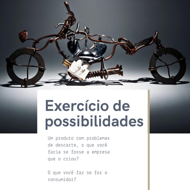 Exercício de possibilidades