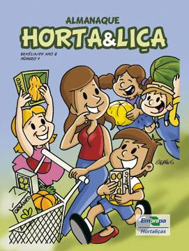 HORTA E LIÇA - GIBI 4