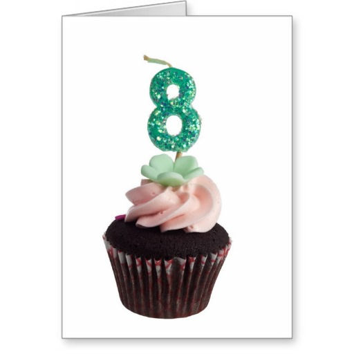 cupcake_with_birthday_candle_for_eight_year_old_