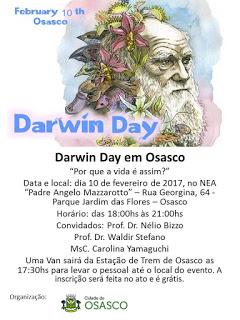 Darwinday osasco 2017