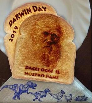 Darwin Day torrada