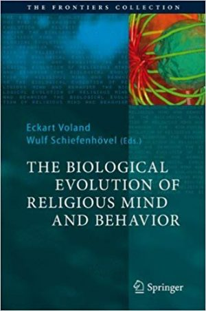 capa livro the biological evolution of religious mind and behavior
