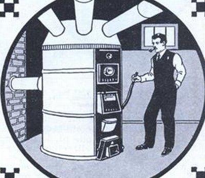 limpeza de aquecedor central