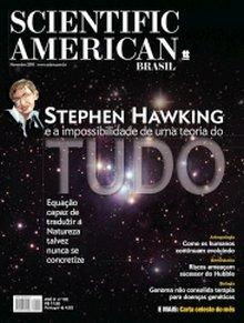 capa da edição novembro 2010