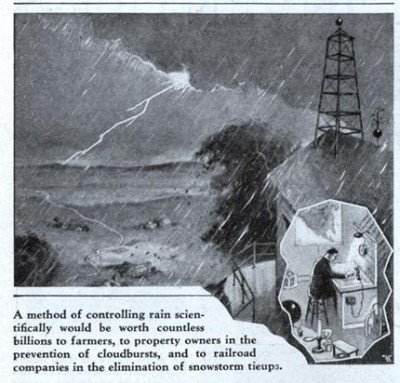 máquinas para controlar o clima