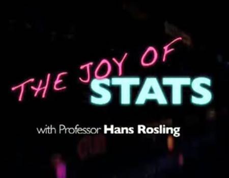 documentário sobre estatística