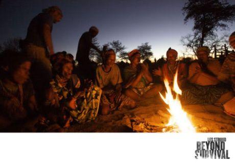 convivendo com khoisans les stroud