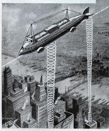 transporte por levitação magnética
