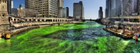 rio verde corante