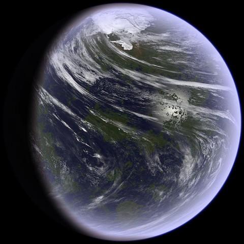 terraformacao do planeta Vênus