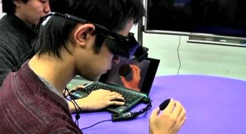 captura do vídeo