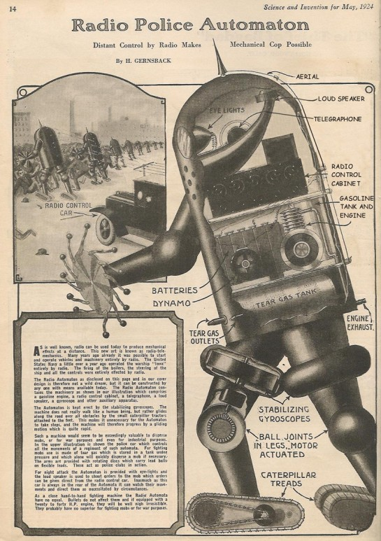 autômato de 1924